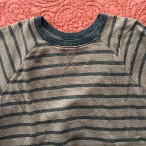 Forever 21 Men - Striped Pullover